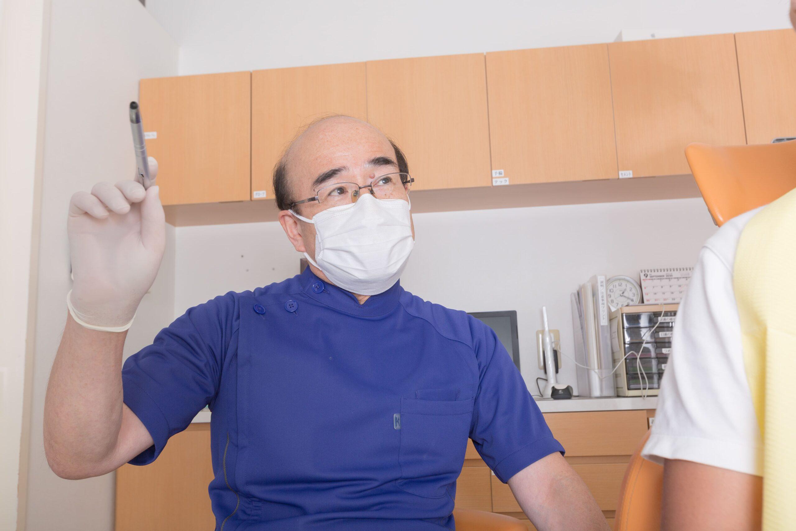 総入れ歯の保証制度を設けております。