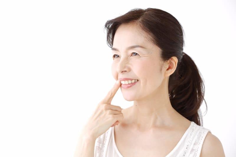 お口の機能を反映させた総入れ歯作りを目指します。